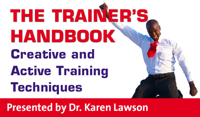 The Trainer's Handbook: Creative and Active Training Techniques