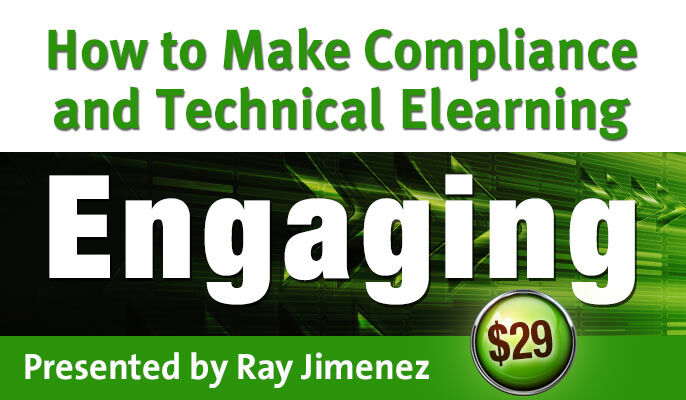 How to Make Compliance and Technical Elearning Engaging