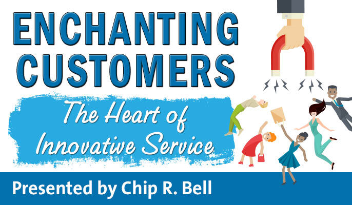 Enchanting Customers: The Heart of Innovative Service