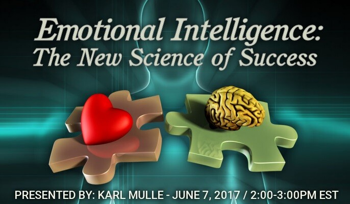 Emotional Intelligence: The New Science of Success