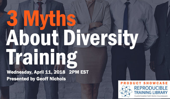 Three Myths About Diversity
