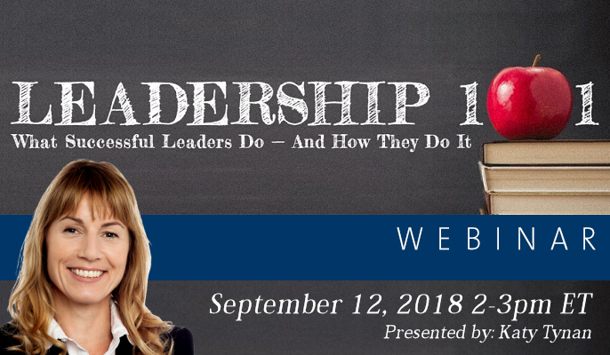 Leadership 101: What Successful Leaders Do—and How They Do It