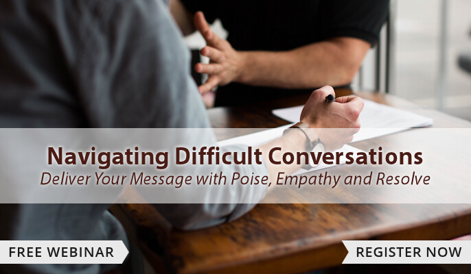 How to Train Employees to Have Difficult Conversations