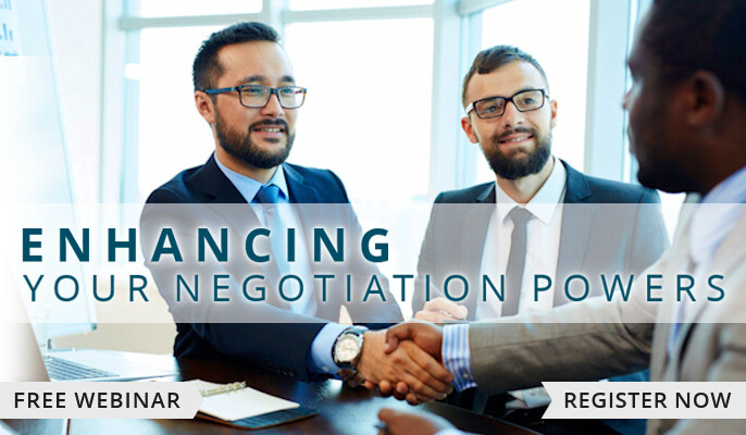 Enhancing your Negotiation Powers