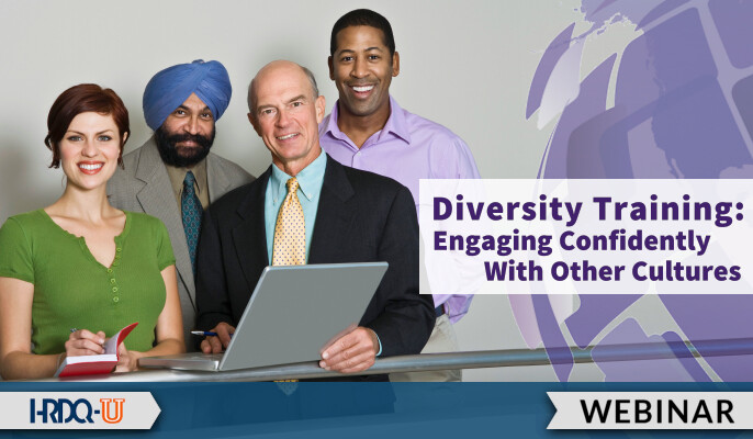 Diversity Training: Engaging Confidently with Other Cultures