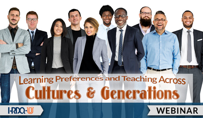 Learning Preferences and Teaching Across Cultures and Generations