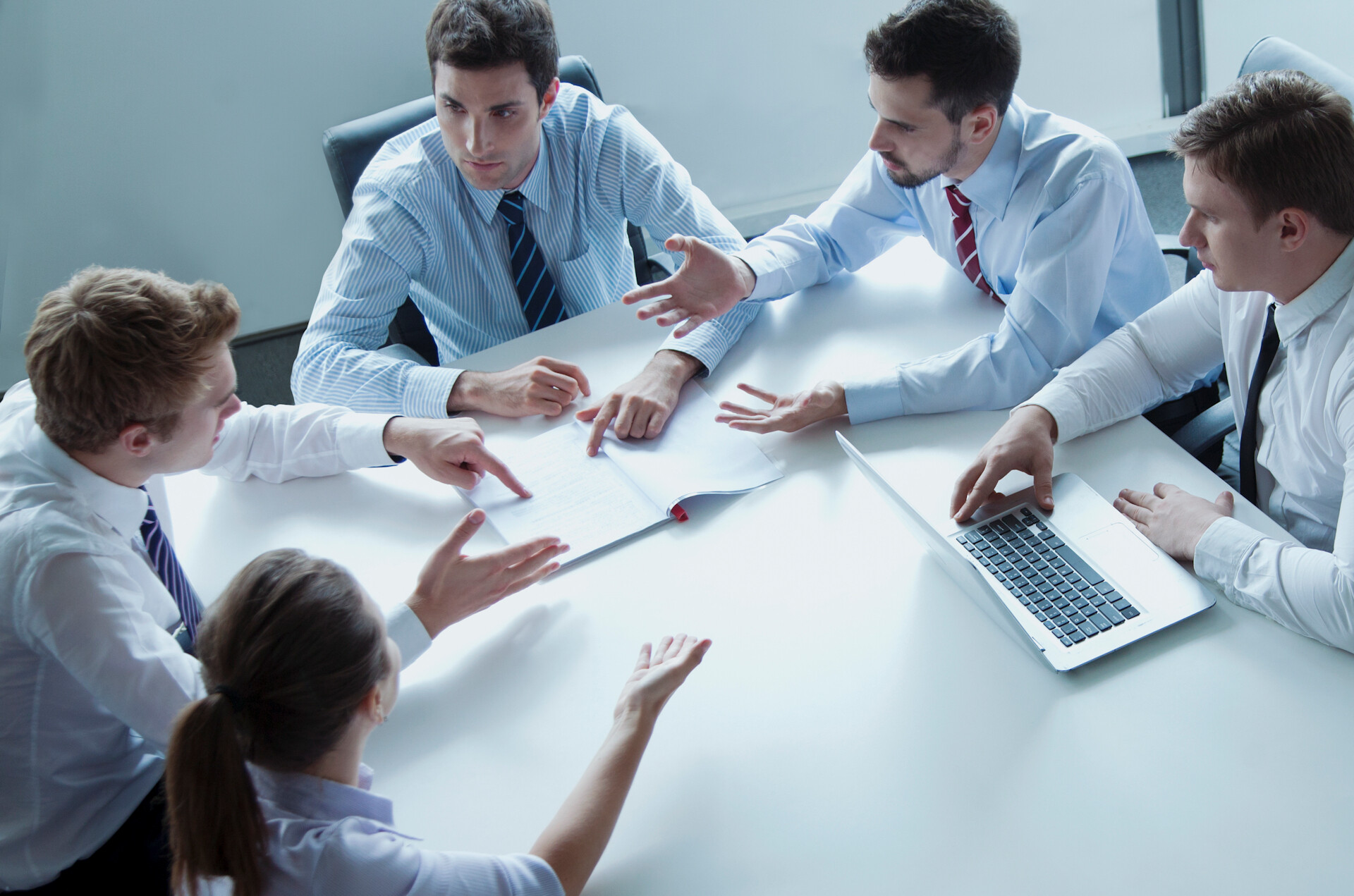 Trust Building® in the Workplace