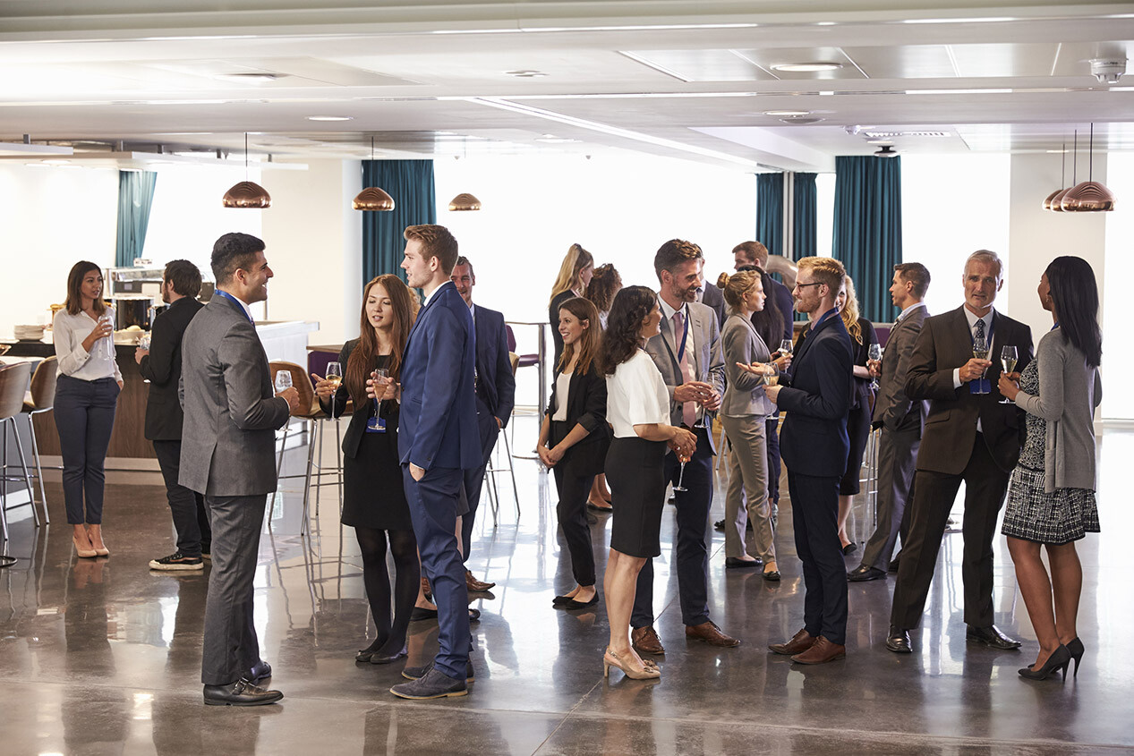 7 Talent Development Myths about Business Networking