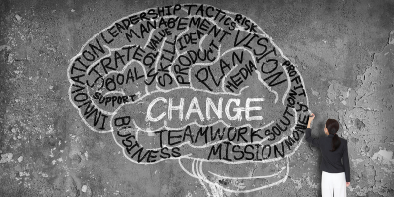 Thoughts on Change