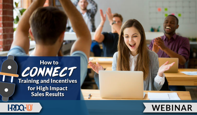 How to Connect Training and Incentives for High Impact Sales Results