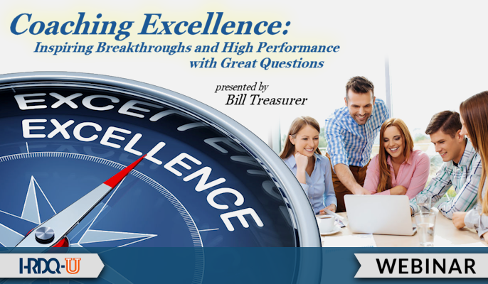 Coaching Excellence: Inspiring Breakthroughs and High Performance with Great Questions