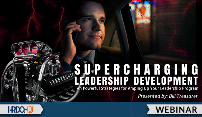 Supercharging Leadership Development: Ten Powerful Strategies for Amping Up Your Leadership Program