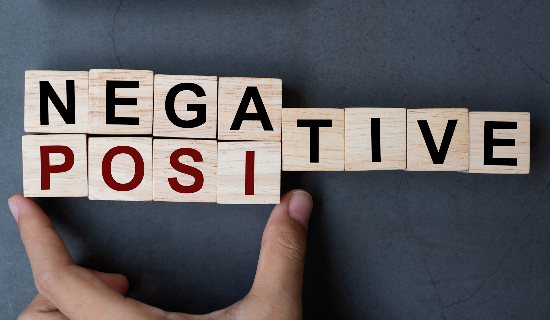 Turning Negative Results into Positive Change