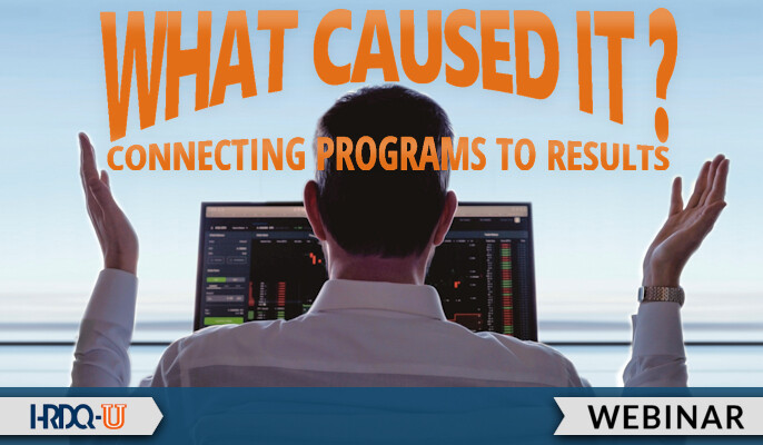 What Caused It?: Connecting Programs to Results