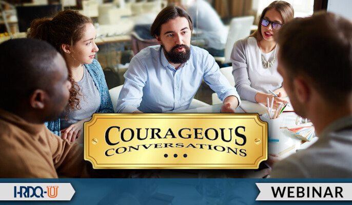 Courageous Conversations: Shifting Behavior, Inspiring Insights and Elevating Performance