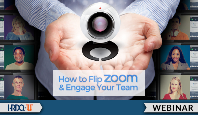 How to Flip Zoom and Engage Your Team