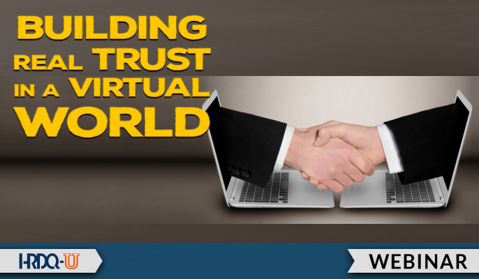 Building Real Trust in a Virtual World