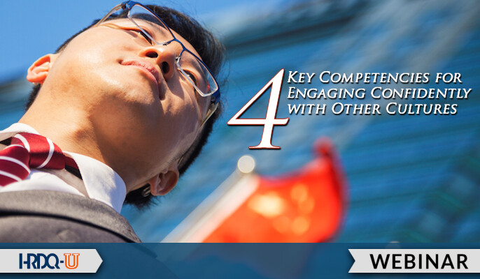 HRDQ-U Webinar | The Four Key Competencies for Engaging Confidently with Other Cultures