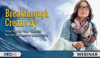 HRDQ-U Webinars | Breakthrough Creativity