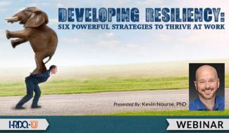 HRDQ-U Webinar | Developing Resiliency