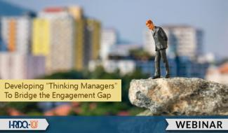 HRDQ-U Webinar | Developing Thinking Managers