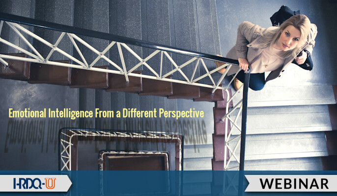 HRDQ-U Webinar | Emotional Intelligence From a Different Perspective