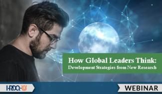 HRDQ-U Webinar | How Global Leaders Think