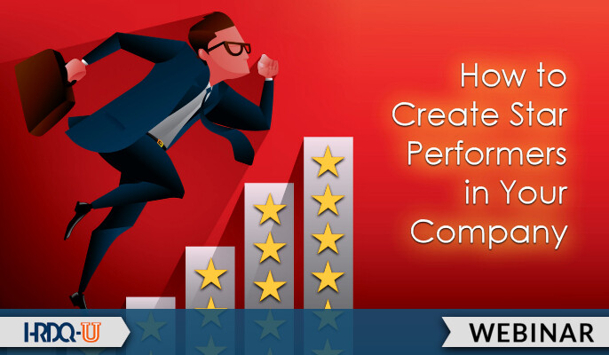 HRDQ-U Webinar | How to Create Star Performers in Your Company