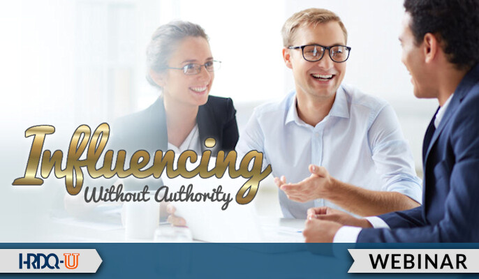 HRDQ-U Webinar | Influencing Without Authority