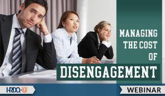 HRDQ-U Webinar | Managing The Cost of Disengagement