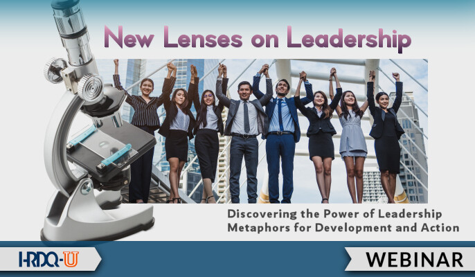 HRDQ-U Webinar | New Lenses on Leadership