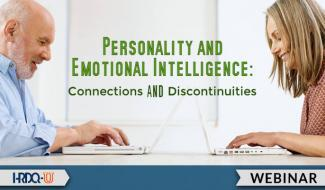 HRDQ-U Webinar | Personality and Emotional Intelligence Connections and Discontinuities