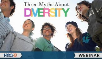 HRDQ-U Webinars | Three Myths About Diversity