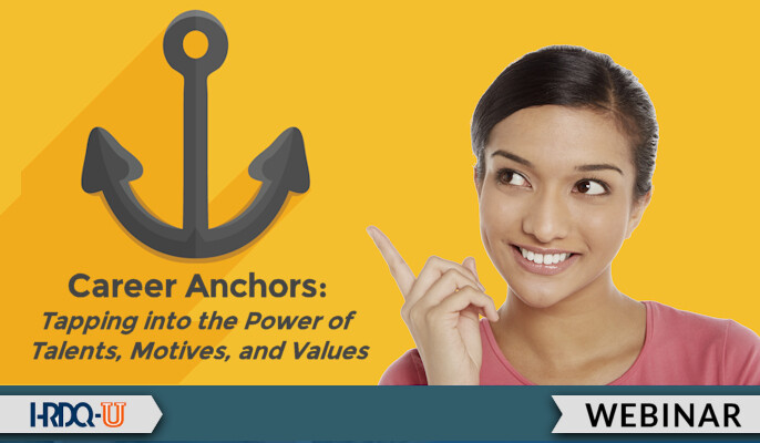 HRDQ-U Webinar | Career Anchors