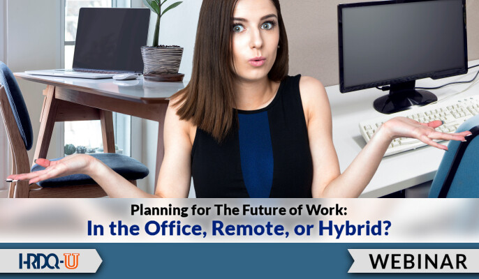 HRDQ-U Webinar | Planning For The Future Of Work