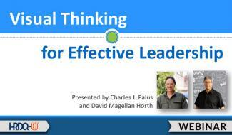 HRDQ-U Webinar | Visual Thinking for Effective Leadership