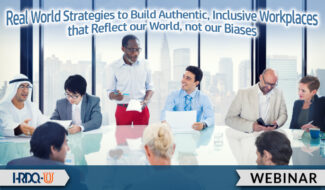 HRDQ-U Webinar | Real World Strategies to Build Inclusive Workplaces
