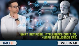 HRDQ-U Webinar | What Artificial Intelligence Cant Do - Human Intelligence Can